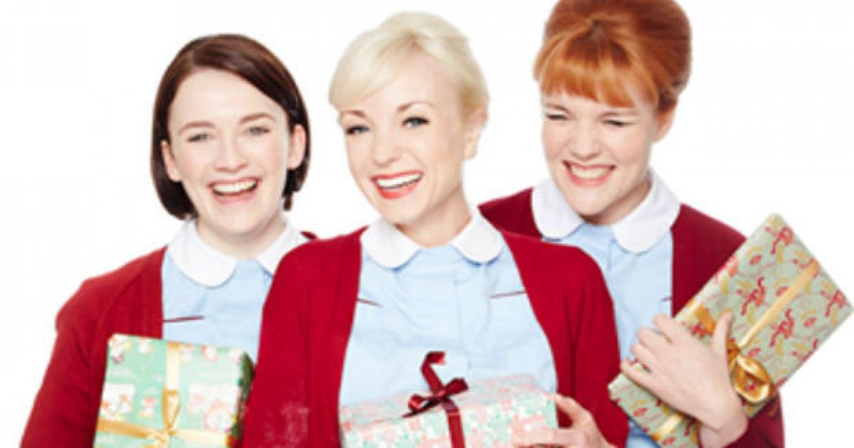 Call The Midwife Christmas Special.Call The Midwife Christmas Special