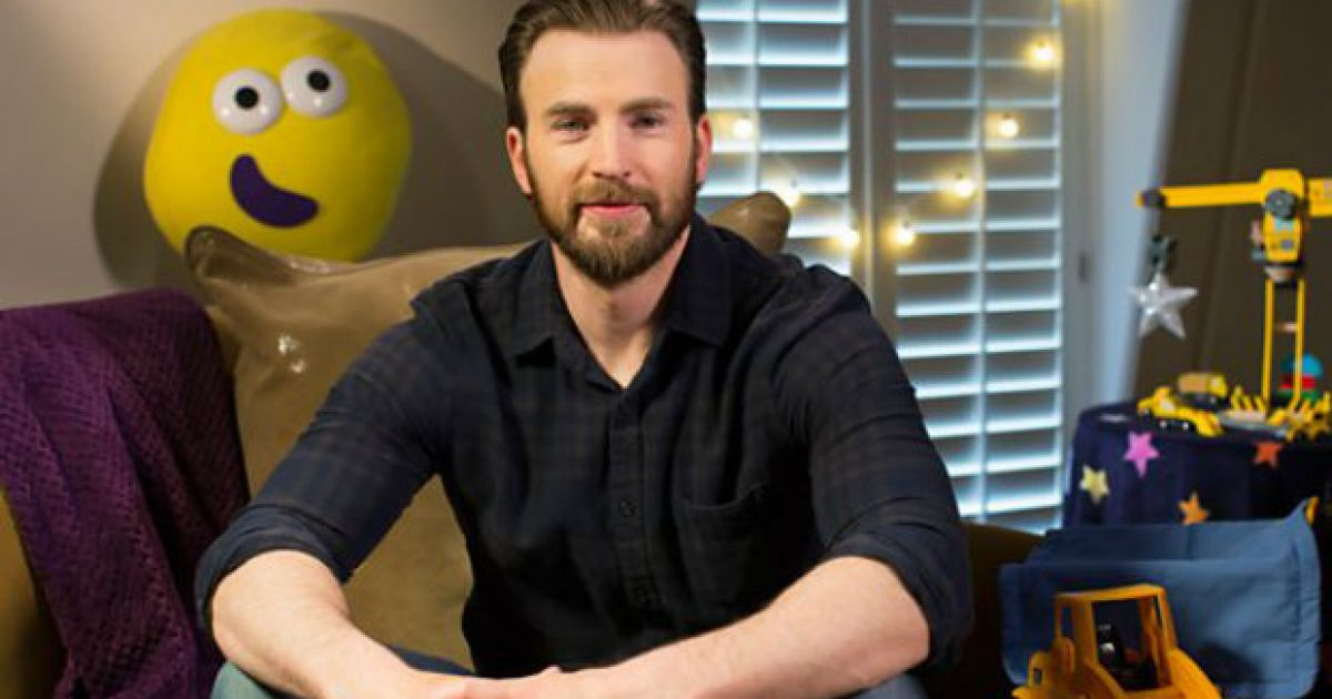Watch: Chris Evans is coming back to CBeebies Bedtime Stories for
