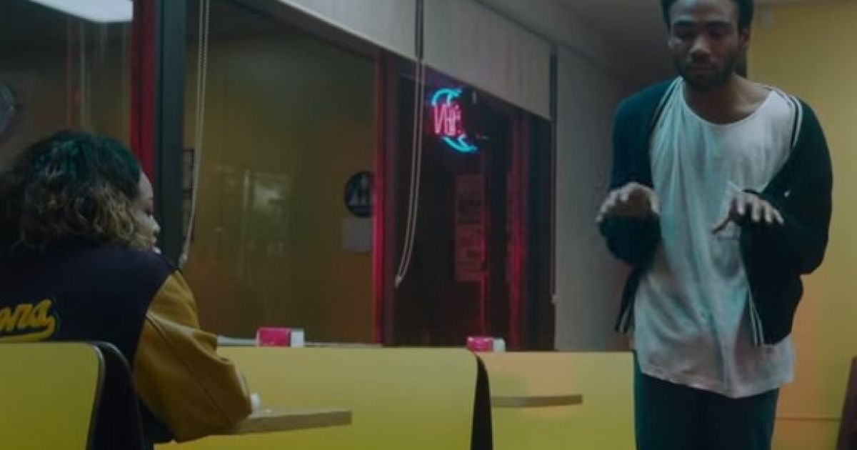 Watch: Childish Gambino debuts music video for Sober, dances