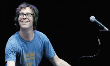 Ben Folds to play tiny Dublin show in February