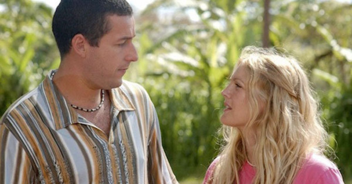 Blended - Cinema, Movie, Film Review - Entertainment ie