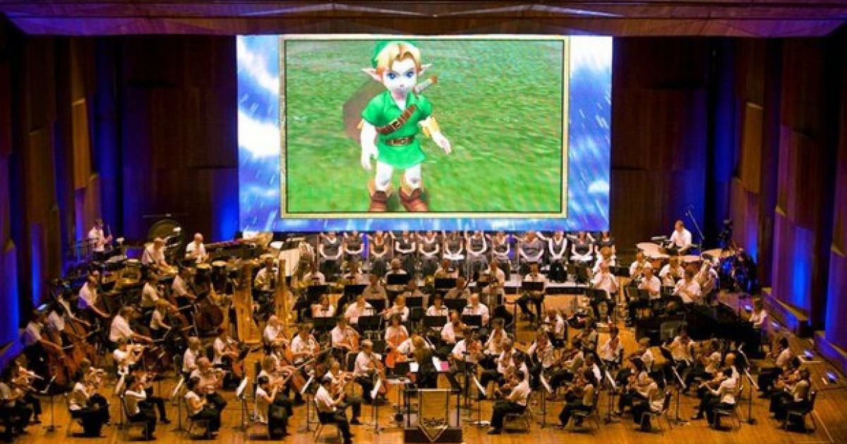 The Legend of Zelda: Symphony of the Goddesses show is coming to