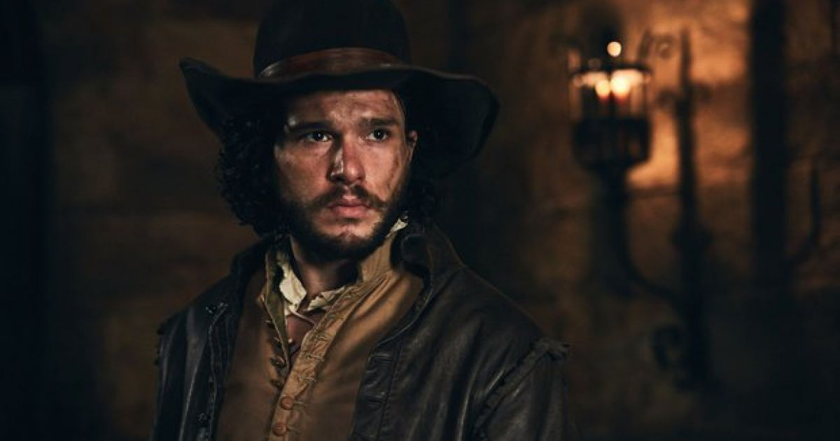 519363c3abaf Watch  Here s your first look at Kit Harington and Liv Tyler in BBC s   Gunpowder