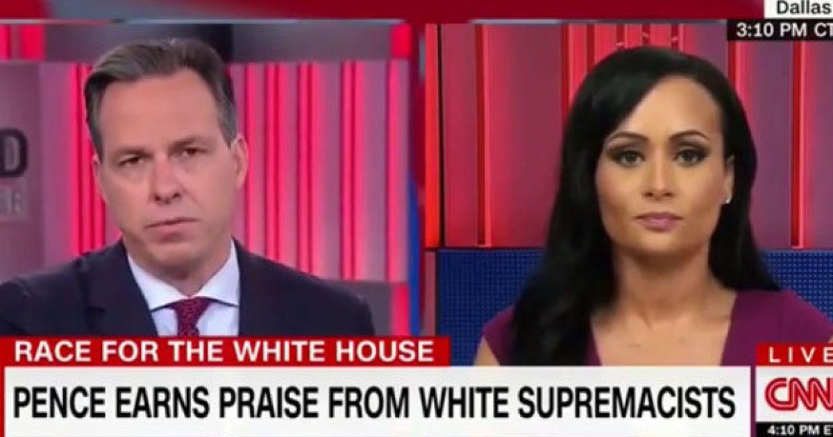 Watch: News anchor shuts down Donald Trump spokesperson