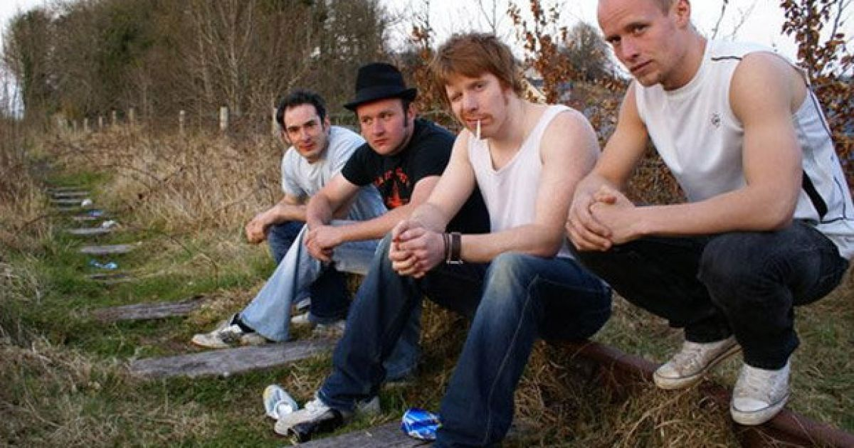 Hardy Bucks returns to RTE, with a Love/Hate and Fair City