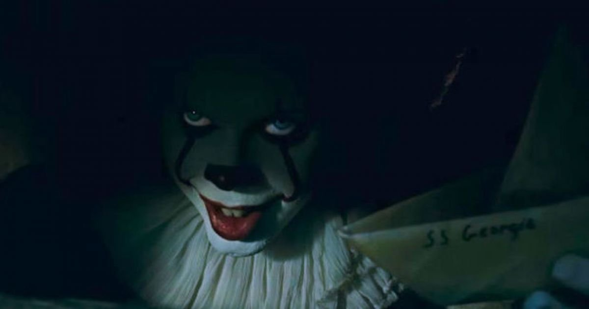 Watch Bill Skarsgard Explains How Pennywise S Creepy Smile In It Came To Be Want to discover art related to creepy_smile? watch bill skarsgard explains how