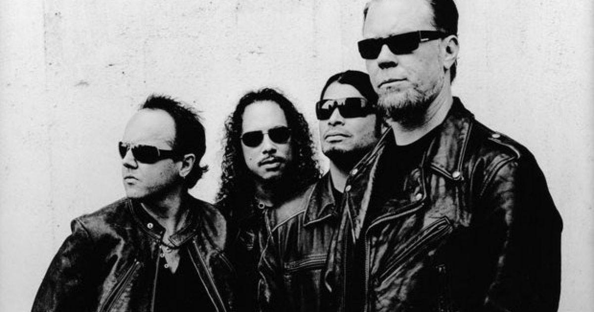 Top 5 Metallica Songs