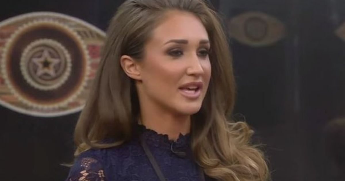 Watch Megan Mckenna Is Back In The Cbb House With Some Important