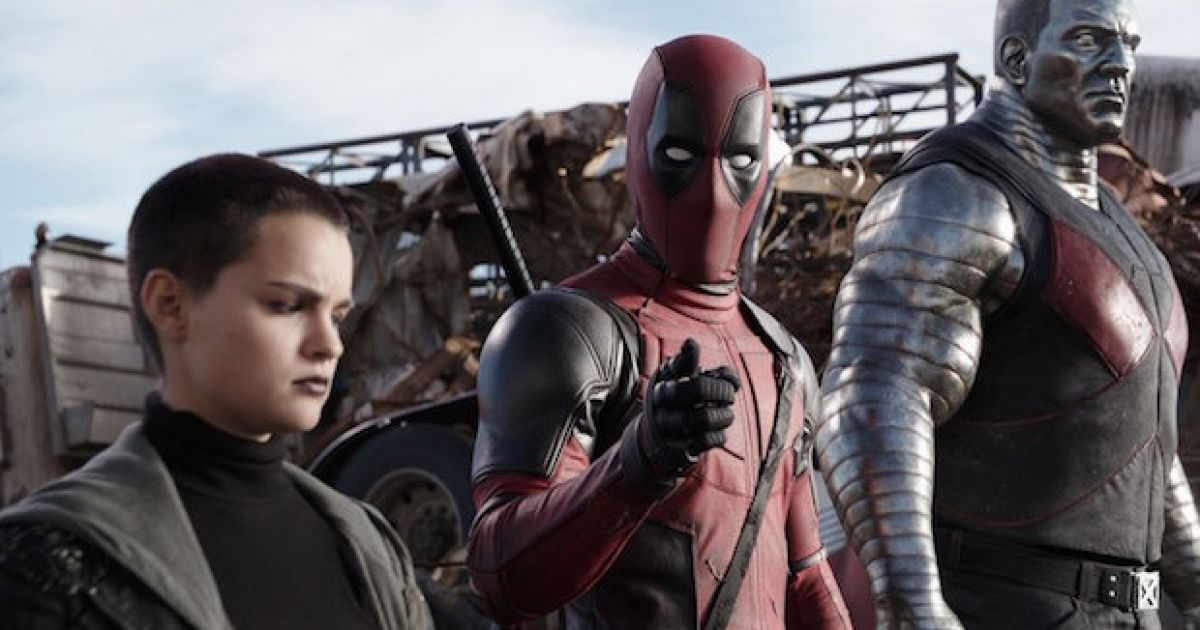watch: deadpool bloopers, outtakes and gag reel released online