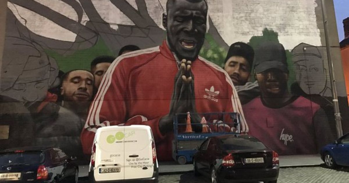 Dublin City Council Orders Stormzy Mural To Be Removed By Next Month