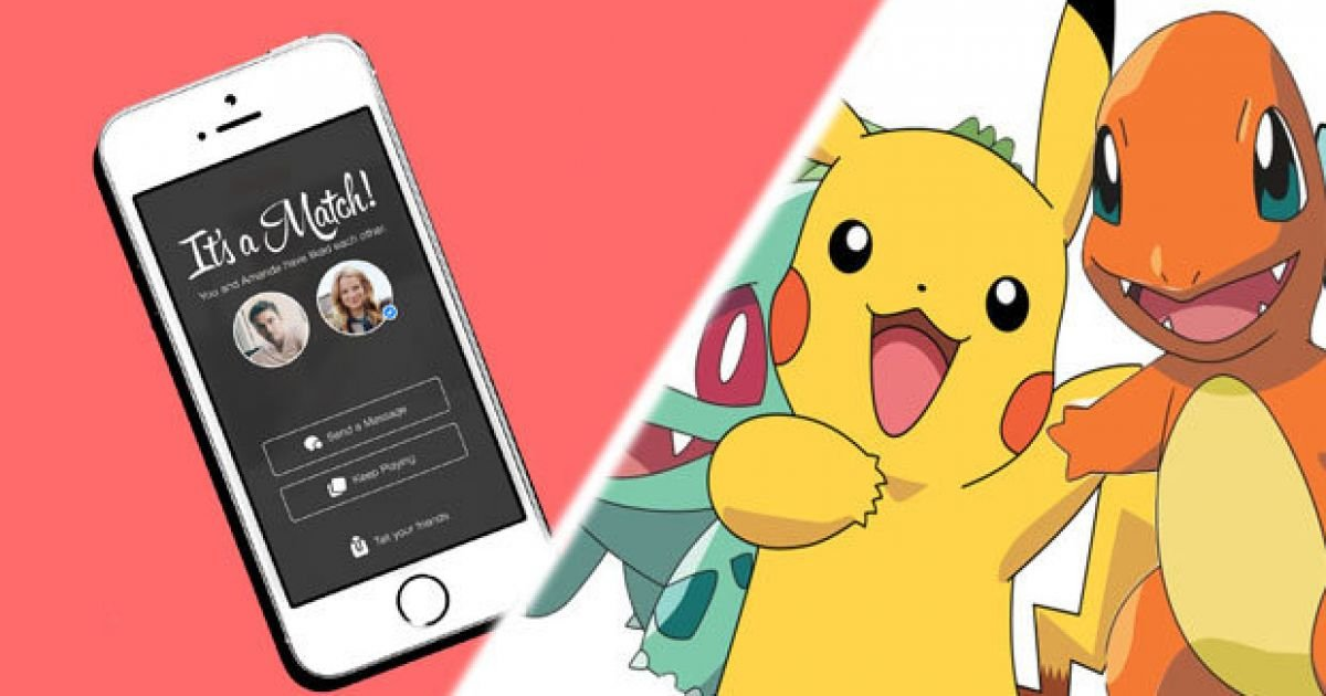 Pokemon GO is already more popular than Tinder and pretty