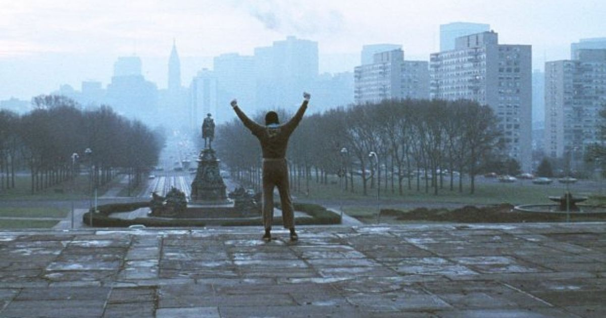 Here's the story behind the iconic 'Steps' Steadicam scene from Rocky