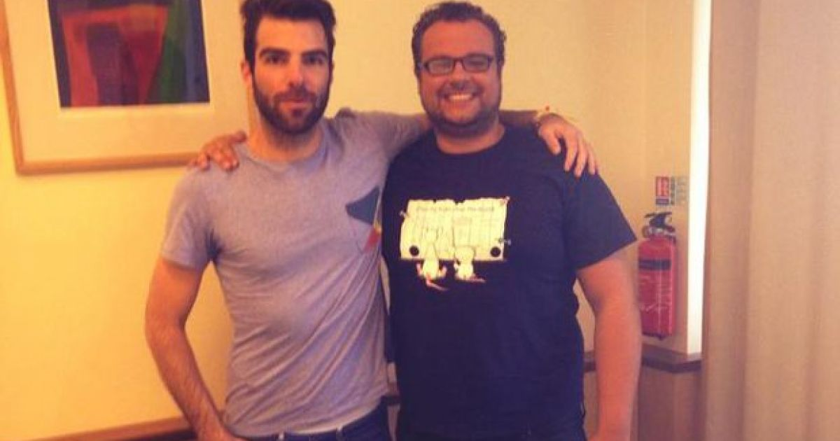 Galway Film Festival: Exclusive interview with Zachary Quinto