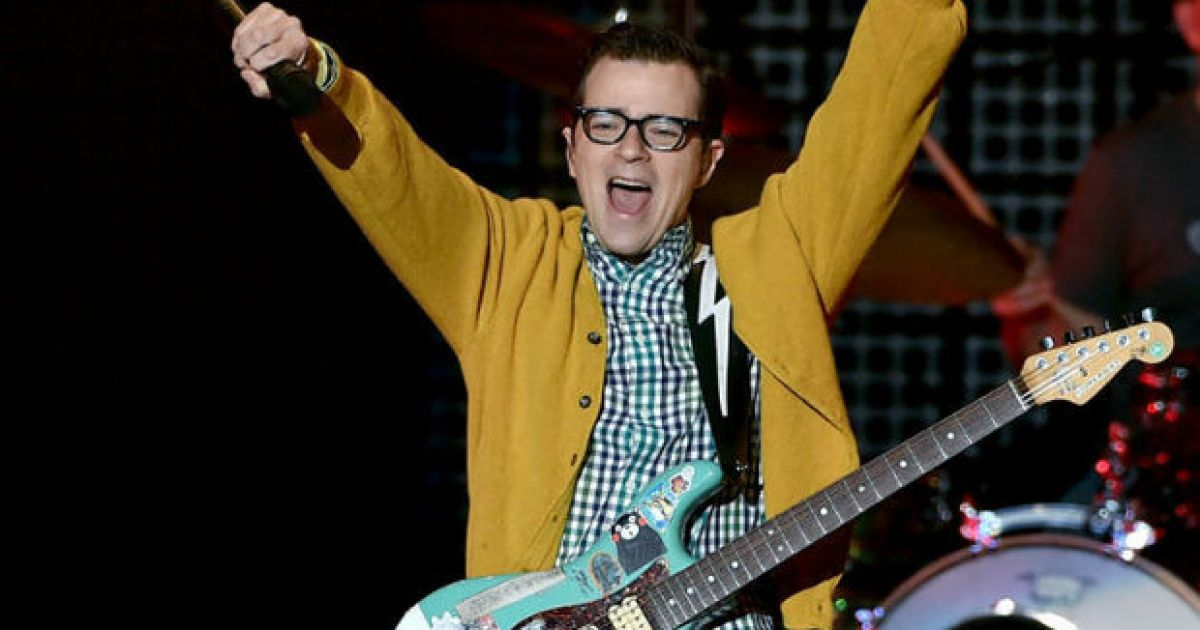 Weezer cover Toto's Africa after one determined tweeter's