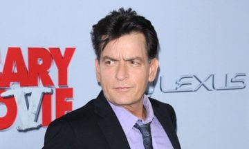 Charlie Sheen has a few choice words for Teen Mom who leaked their text conversations