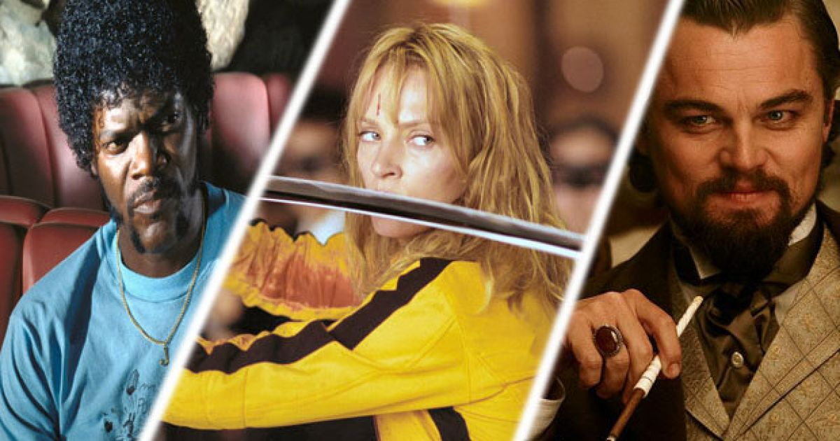 Quentin Tarantino Has Revealed His Favourite Character That Hes Ever Written