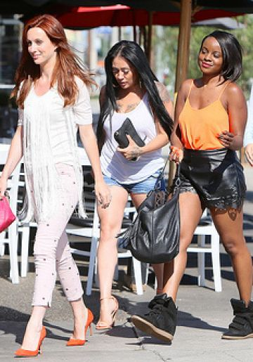 Sugababes are back and buddies
