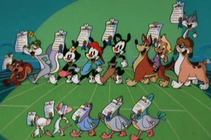 Match The '90s Cartoon Character To The Cartoon