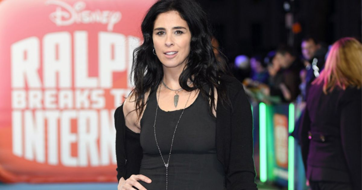 Sarah Silverman Opens Up On How We Can Use Social Media Better