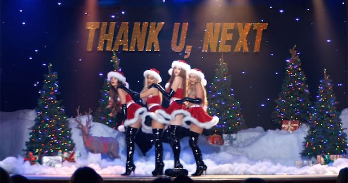 Ariana Grande\'s music video for \'Thank U, Next\' broke YouTube records