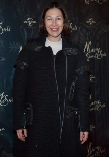 Natalie B Coleman pictured at an exclusive first look of Mary, Queen of Scots at The Stella Theatre, Ranelagh before it hits cinemas nationwide on January 18th.   Photo: Anthony Woods