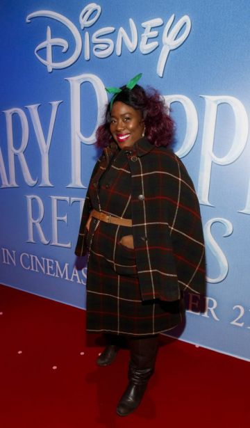"""Nadine Reid pictured at a special preview screening of Disney's """"Mary Poppins Returns,"""" in the Light House cinema Dublin. Picture Andres Poveda"""