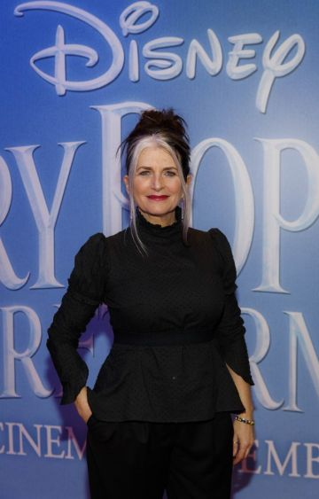 """Cathy O'Connor pictured at a special preview screening of Disney's """"Mary Poppins Returns,"""" in the Light House cinema Dublin. Picture Andres Poveda"""