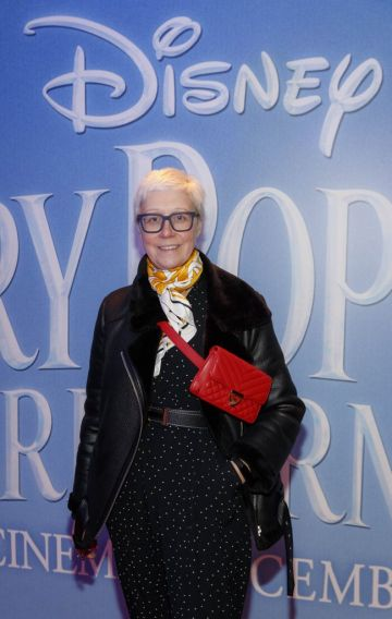 """Sonja Mohlich pictured at a special preview screening of Disney's """"Mary Poppins Returns,"""" in the Light House cinema Dublin. Picture Andres Poveda"""