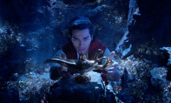 Mena Massoud as Aladdin (2019)