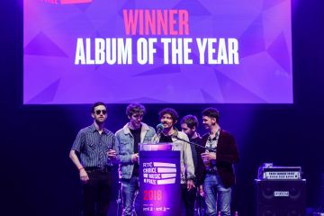O Emperor were announced as the winner of the RTÉ Choice Music Prize Irish Album of the Year 2018 for the album Jason.