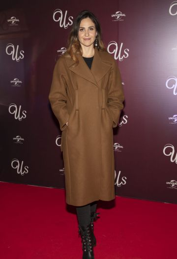 Brianna Parkins  pictured at an exclusive first look of Jordan Peele's Us at The Stella Theatre, Ranelagh. Photo: Anthony Woods.