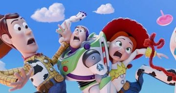 """Tom Hanks, Joan Cusack, and Tim Allen in <a href=""""https://entertainment.ie/cinema/movie-reviews/toy-story-4-394195/"""">Toy Story 4</a>"""