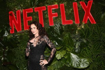 Andie MacDowell attends the Netflix 2019 Golden Globes After Party on January 6, 2019 in Los Angeles, California.  (Photo by Tommaso Boddi/Getty Images for Netflix)