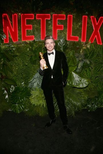 Richard Madden attends the Netflix 2019 Golden Globes After Party on January 6, 2019 in Los Angeles, California.  (Photo by Tommaso Boddi/Getty Images for Netflix)