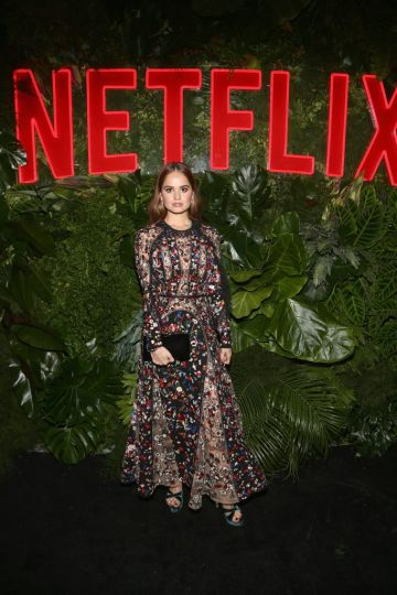 Debby Ryan attends the Netflix 2019 Golden Globes After Party on January 6, 2019 in Los Angeles, California.  (Photo by Tommaso Boddi/Getty Images for Netflix)