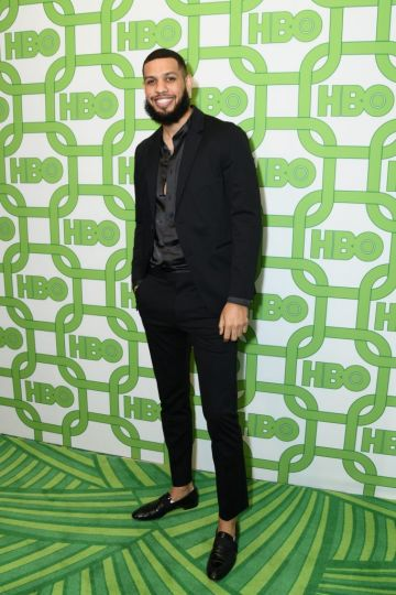 Sarunas J. Jackson attends HBO's Official Golden Globe Awards After Party at Circa 55 Restaurant on January 6, 2019 in Los Angeles, California.  (Photo by Presley Ann/Getty Images)