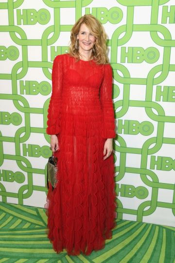 Laura Dern  attends HBO's Official Golden Globe Awards After Party at Circa 55 Restaurant on January 6, 2019 in Los Angeles, California.  (Photo by Presley Ann/Getty Images)