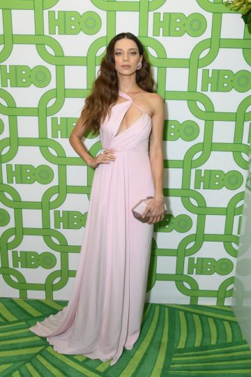Angela Sarafyan attends HBO's Official Golden Globe Awards After Party at Circa 55 Restaurant on January 6, 2019 in Los Angeles, California.  (Photo by Presley Ann/Getty Images)