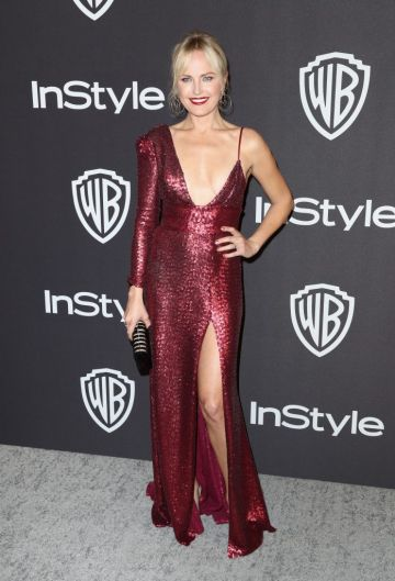 Malin Åkerman attends the InStyle And Warner Bros. Golden Globes After Party 2019 at The Beverly Hilton Hotel on January 6, 2019 in Beverly Hills, California.  (Photo by Rich Fury/Getty Images)