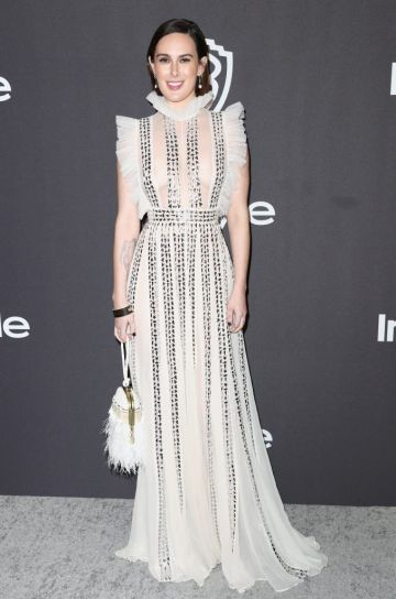 Rumer Willis attends the InStyle And Warner Bros. Golden Globes After Party 2019 at The Beverly Hilton Hotel on January 6, 2019 in Beverly Hills, California.  (Photo by Rich Fury/Getty Images)