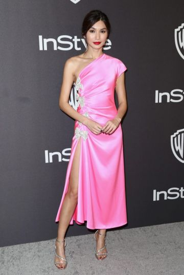 Gemma Chan attends the InStyle And Warner Bros. Golden Globes After Party 2019 at The Beverly Hilton Hotel on January 6, 2019 in Beverly Hills, California.  (Photo by Rich Fury/Getty Images)