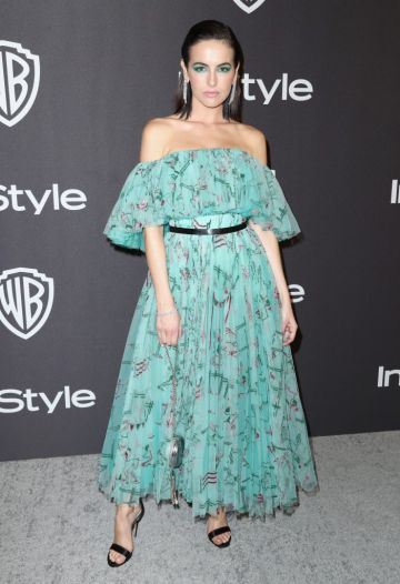Camilla Belle attends the InStyle And Warner Bros. Golden Globes After Party 2019 at The Beverly Hilton Hotel on January 6, 2019 in Beverly Hills, California.  (Photo by Rich Fury/Getty Images)