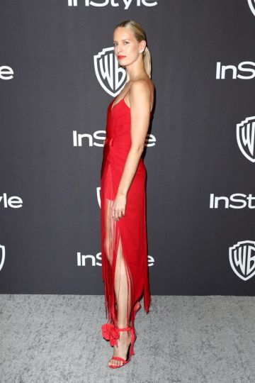 Karolina Kurkova attends the InStyle And Warner Bros. Golden Globes After Party 2019 at The Beverly Hilton Hotel on January 6, 2019 in Beverly Hills, California.  (Photo by Rich Fury/Getty Images)