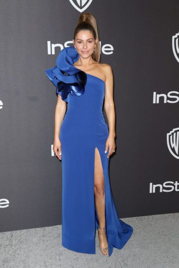 Maria Menounos attends the InStyle And Warner Bros. Golden Globes After Party 2019 at The Beverly Hilton Hotel on January 6, 2019 in Beverly Hills, California.  (Photo by Rich Fury/Getty Images)