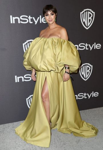 Jackie Cruz attends the InStyle And Warner Bros. Golden Globes After Party 2019 at The Beverly Hilton Hotel on January 6, 2019 in Beverly Hills, California.  (Photo by Rich Fury/Getty Images)