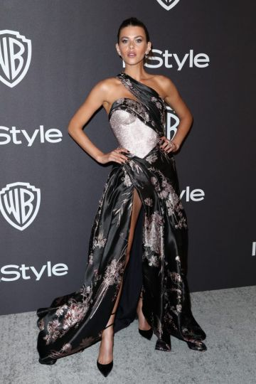 Georgia Fowler attends the InStyle And Warner Bros. Golden Globes After Party 2019 at The Beverly Hilton Hotel on January 6, 2019 in Beverly Hills, California.  (Photo by Rich Fury/Getty Images)