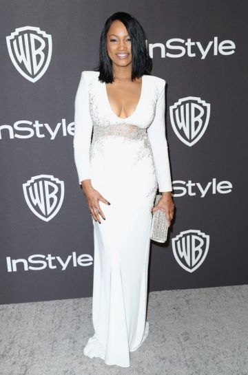 Garcelle Beauvais attends the InStyle And Warner Bros. Golden Globes After Party 2019 at The Beverly Hilton Hotel on January 6, 2019 in Beverly Hills, California.  (Photo by Rich Fury/Getty Images)