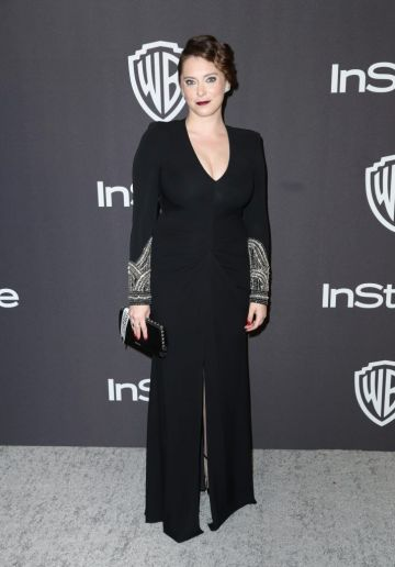Rachel Bloom attends the InStyle And Warner Bros. Golden Globes After Party 2019 at The Beverly Hilton Hotel on January 6, 2019 in Beverly Hills, California.  (Photo by Rich Fury/Getty Images)