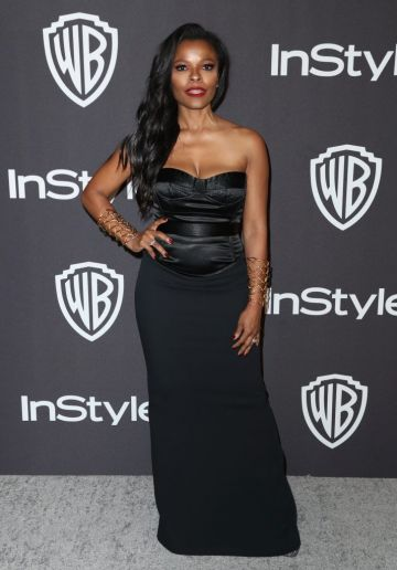 Keesha Sharp attends the InStyle And Warner Bros. Golden Globes After Party 2019 at The Beverly Hilton Hotel on January 6, 2019 in Beverly Hills, California.  (Photo by Rich Fury/Getty Images)