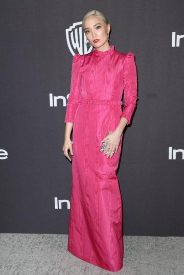 Pom Klementieff attends the InStyle And Warner Bros. Golden Globes After Party 2019 at The Beverly Hilton Hotel on January 6, 2019 in Beverly Hills, California.  (Photo by Rich Fury/Getty Images)